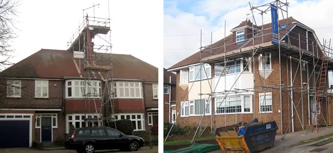 sussex scaffolding contractors